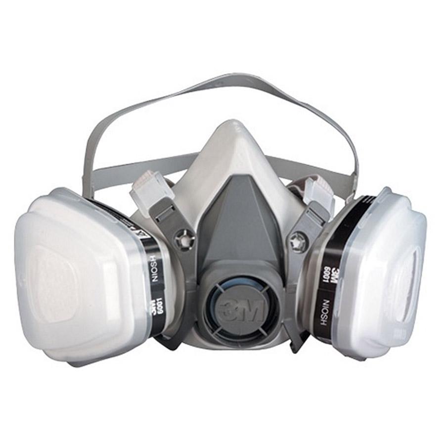 3M Company Dual Cartridge Respirator Assembly Organic Vapor/P95