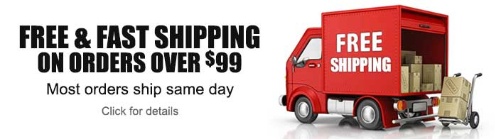 GloveNSafety offers FREE & FAST Shipping on Orders Over $99! Click for details.